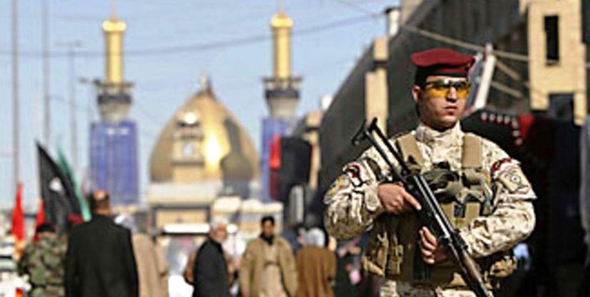 سه عملیات تروریستی علیه زائران اربعین حسینی در عراق خنثی شد