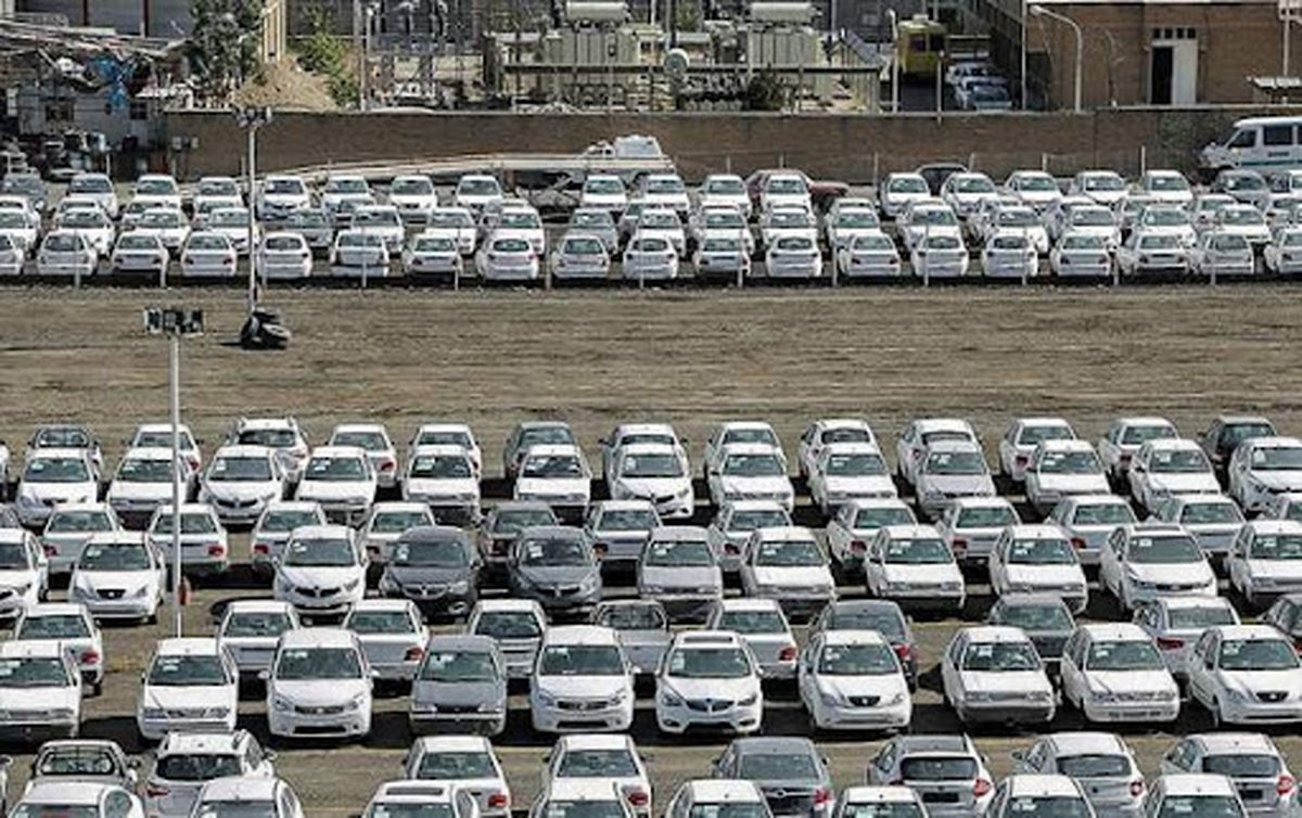 سازمان بازرسی: رسوب ۱۴۰هزار خودرو در پارکینگ خودروسازها