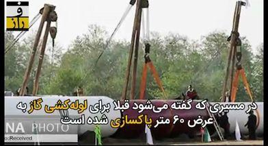 جنگلهای هیرکانی قربانی انتقال آب به زادگاه احمدینژاد و روحانی