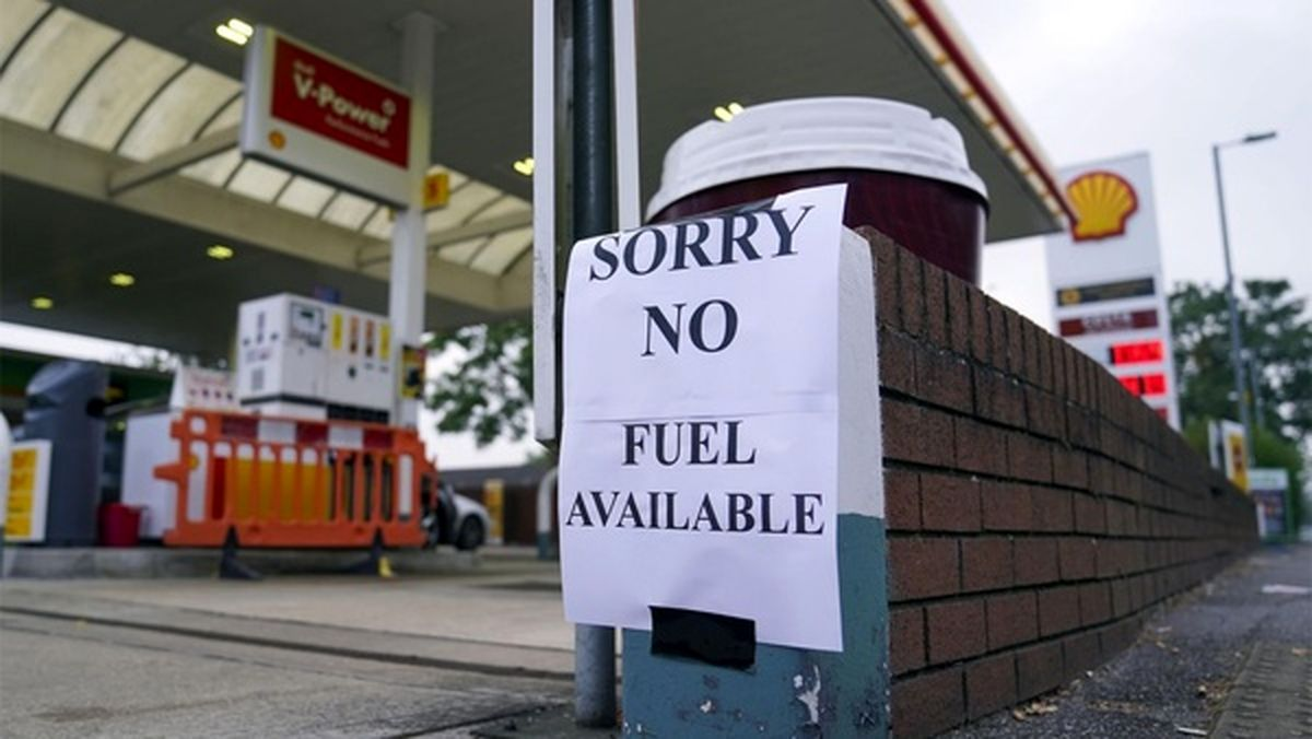 مشکلی برای صادرات سوخت به انگلستان نداریم