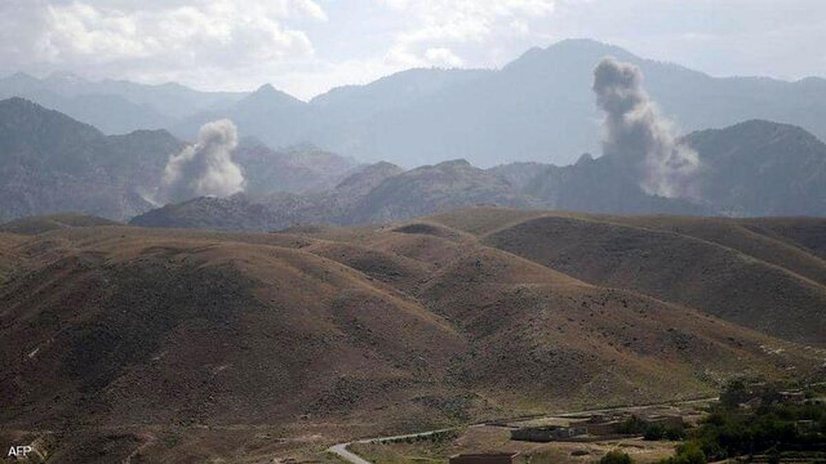 حمله آمریکا به شرق افغانستان