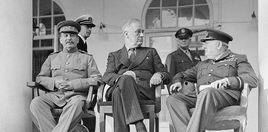 تلنگری به حافظه تاریخی؛ در کنفرانس تهران چه گذشت؟