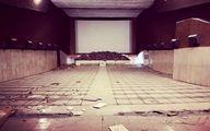 سینما عصر جدید تخریب شد؟