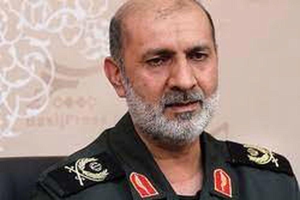 سردار سناییراد: اجازه حضور به صهیونیستها و تکفیریها در مرزهای شمال غرب نمیدهیم