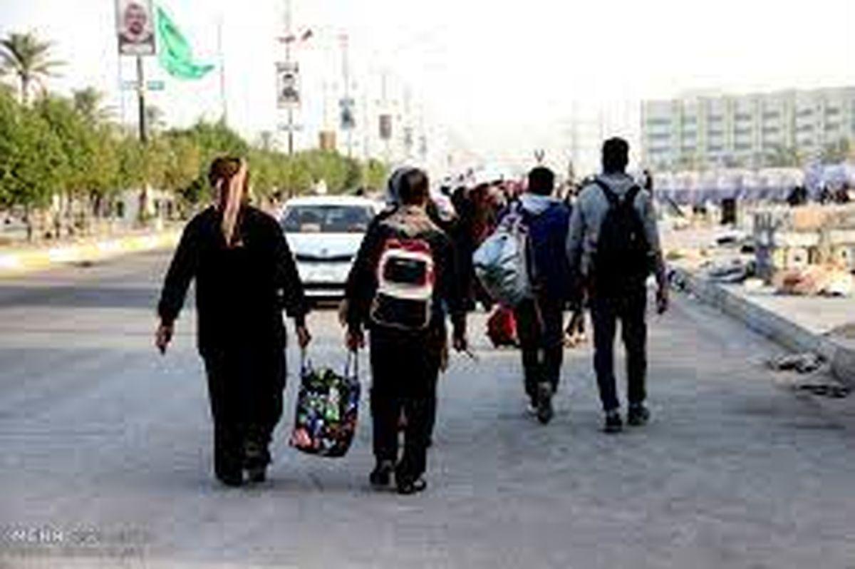 آخرین وضعیت منطقه مرزی مهران برای ورود زائران به کشور