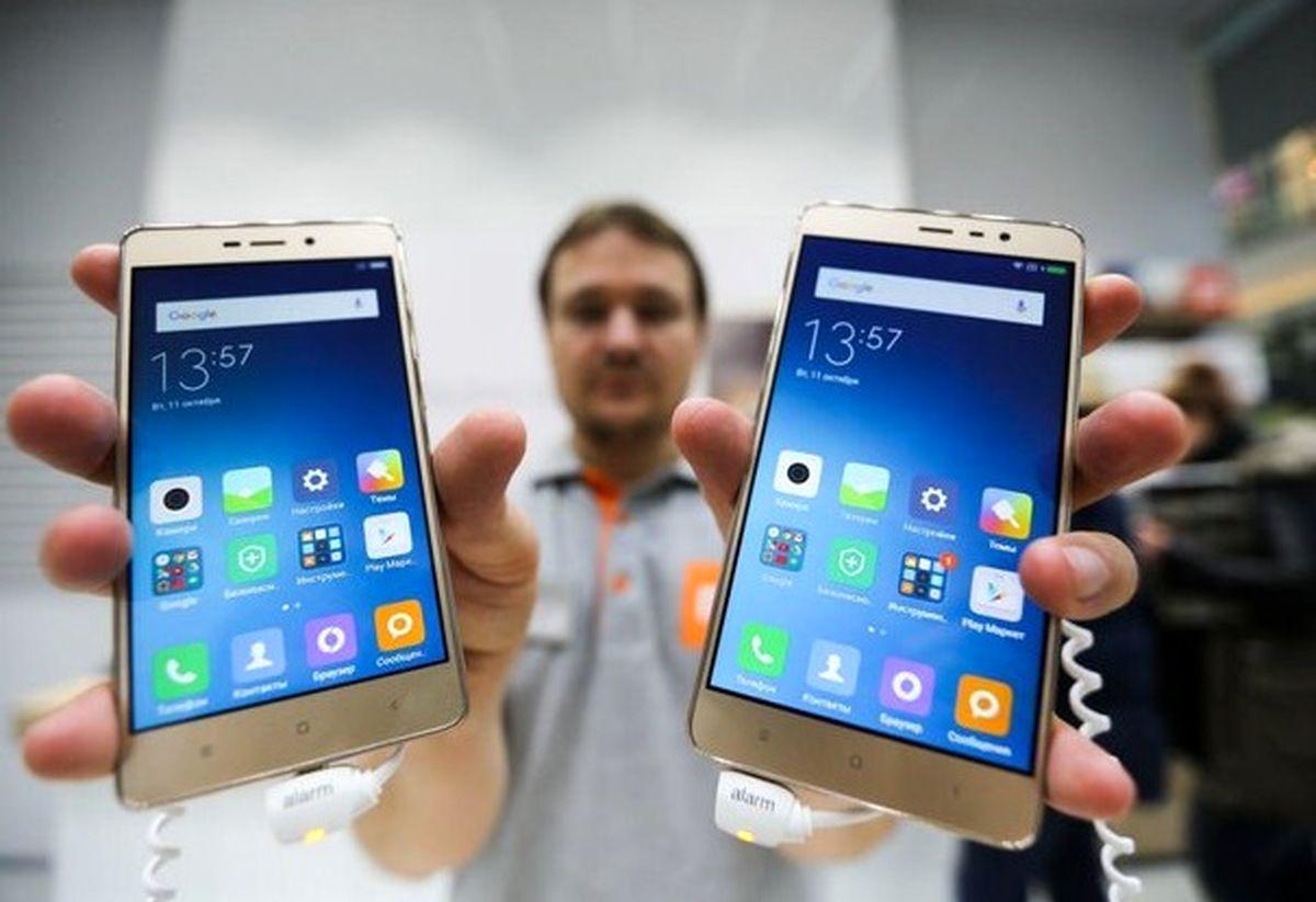 ممنوعیت واردات گوشی های شیائومی رفع میشود