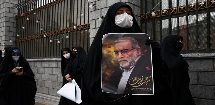 نقش ربات قاتل در ترور شهید فخریزاده