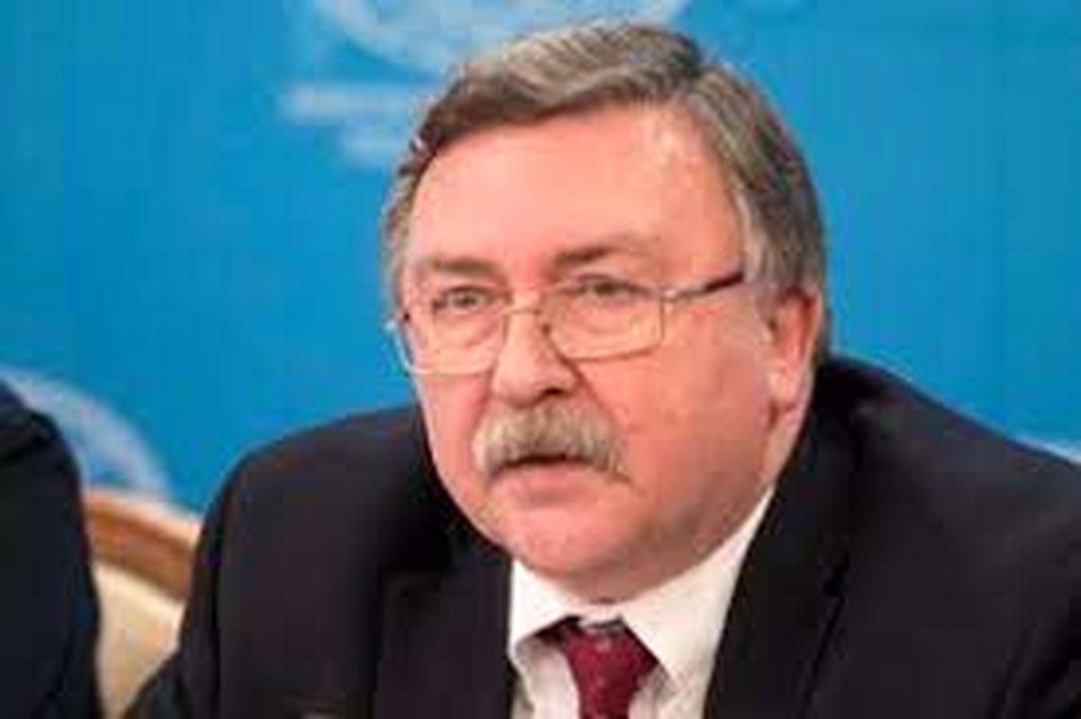 میخائیل اولیانوف: آژانس از سیاسی کردن تعامل خود با ایران خودداری کند