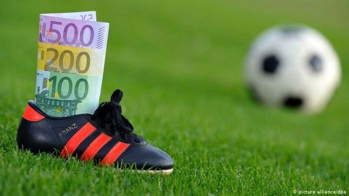 فساد در فوتبال ویترین وضعیت اقتصادی و سیاسی است