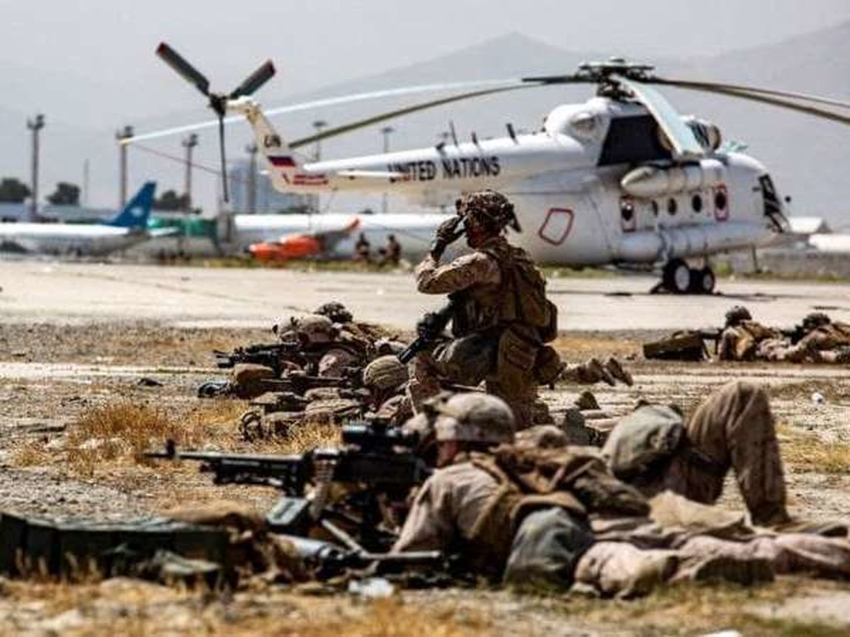 حمله پهپادی آمریکا به «داعش خراسان» در افغانستان