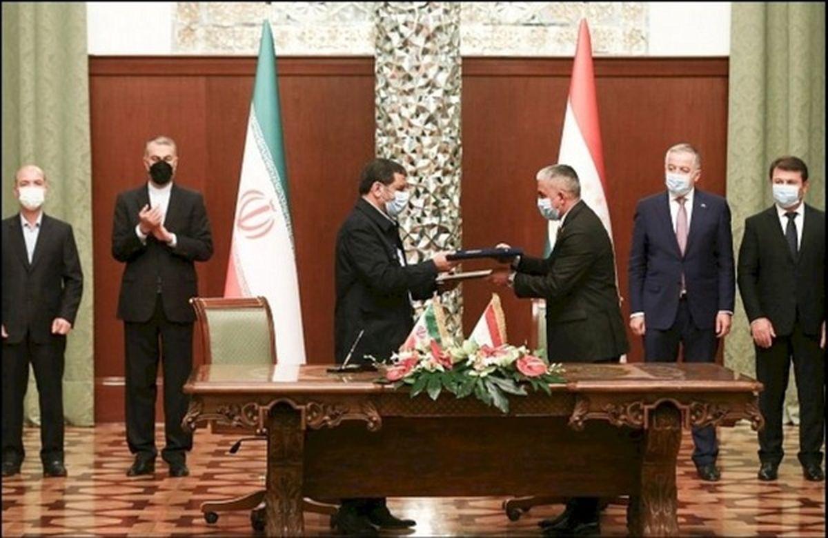 تفاهم همکاری گردشگری بین ایران و تاجیکستان امضاء شد