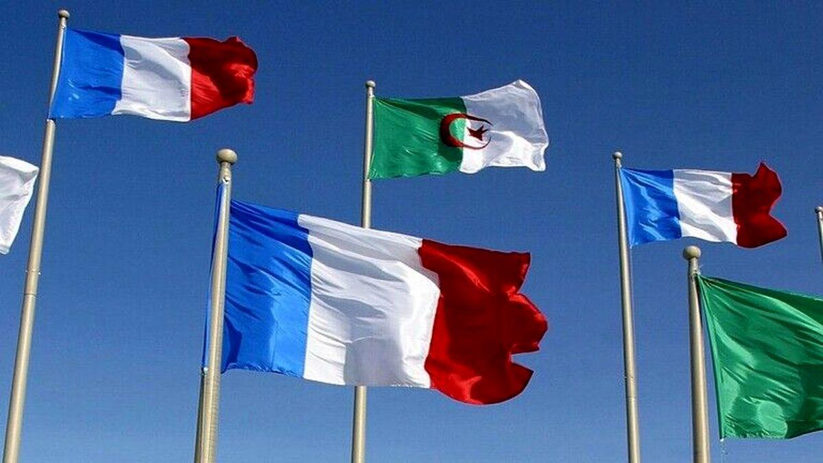 الجزایر حریم هوایی خود را به روی هواپیماهای نظامی فرانسه می بندند