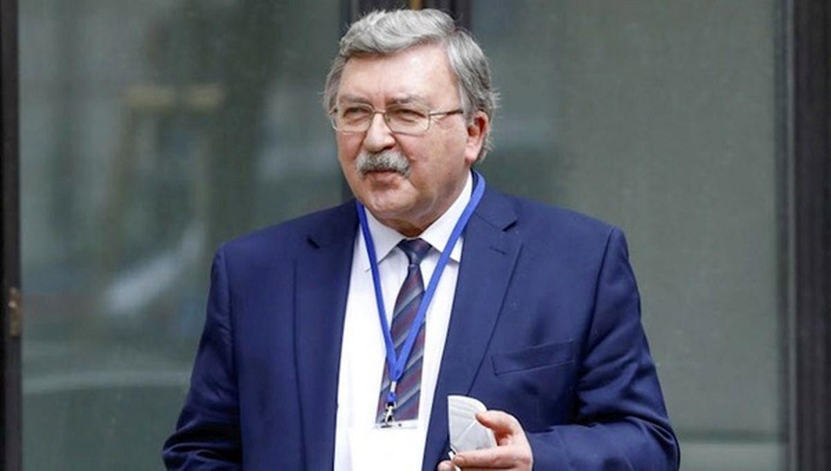 اولیانوف: روسیه قاطعانه گنجاندن مسائل منطقهای در مذاکرات برجامی را رد کرده است