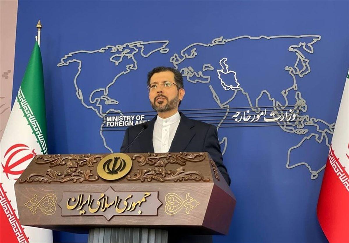 خطیبزاده: فروش نفت ایران بر اساس درخواست تجار لبنانی انجام شد
