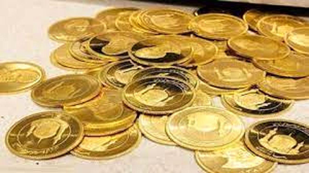 قیمت سکه ١٢ میلیون و ٢٣٠ هزار تومان شد