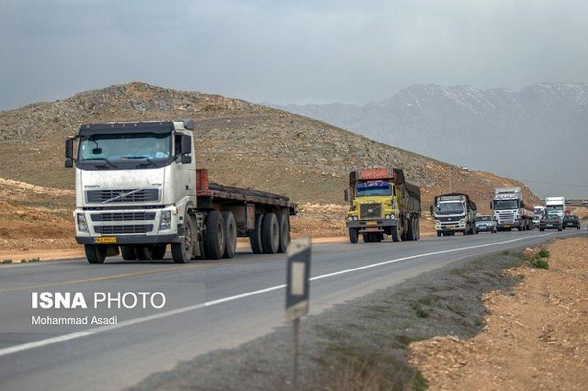رانندگان کامیون به چه چیز اعتراض دارند؟