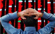 نمای سرخ بورس در روز قهر سهامداران حقیقی از بازار