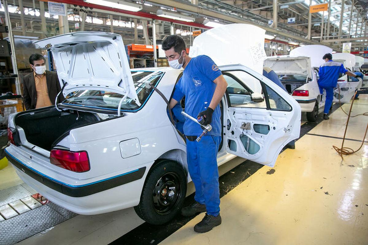 تخصیص ارز برای تامین قطعات و مجموعههای خودرو