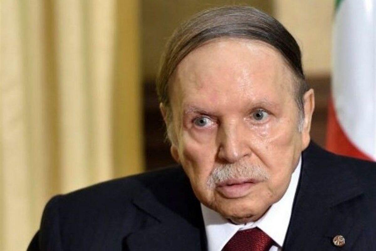 درگذشت بوتفلیقه رییس جمهوری سابق الجزایر