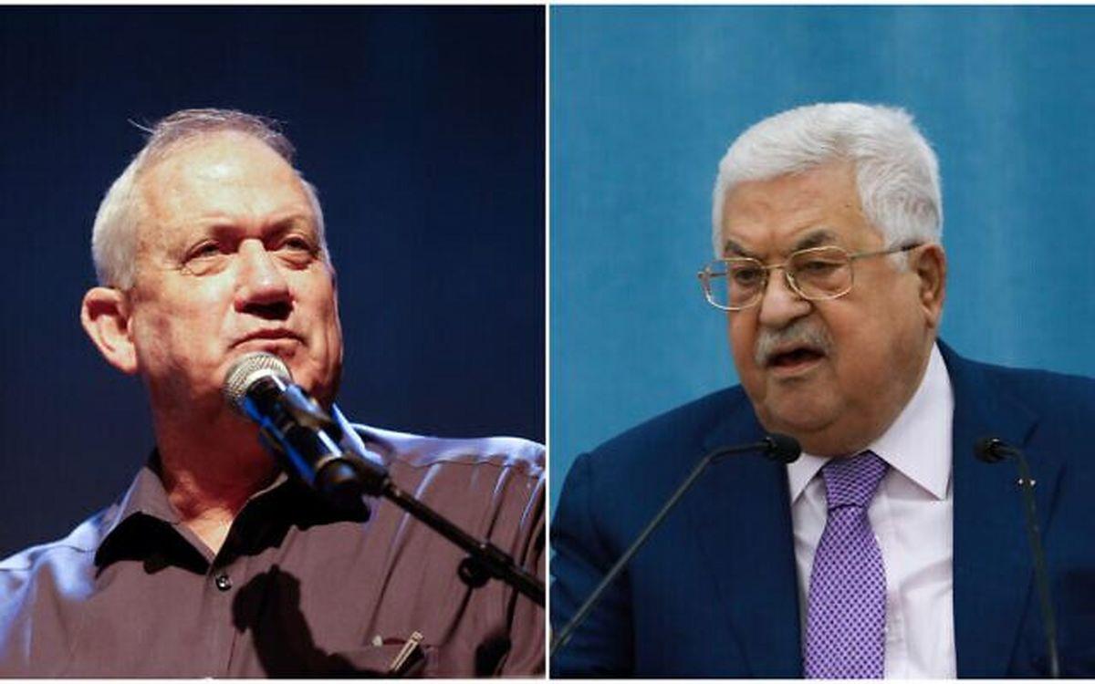 بنی گانتس به محمود عباس:میخواهم رابین جدید شوم