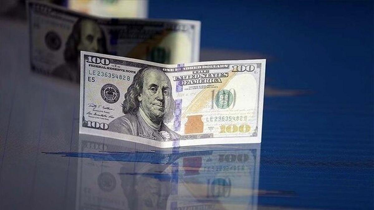 شاخص دلار با وجود سخنان مثبت رییس بانک مرکزی آمریکا ریزش کرد