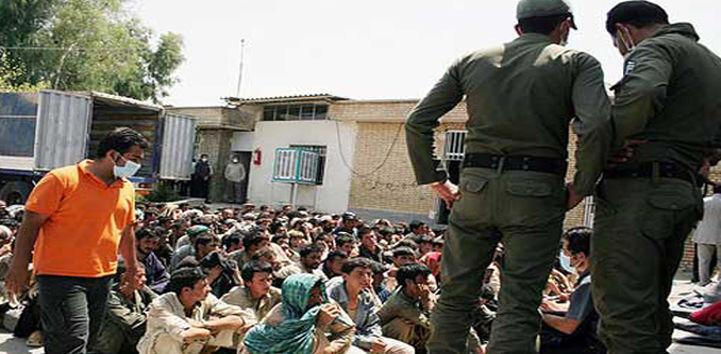 استانهای ممنوعه برای مهاجران افغان