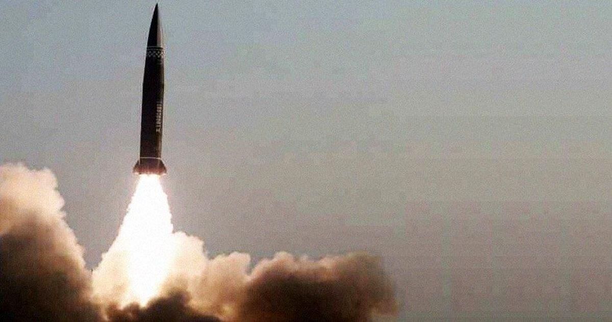 کره شمالی موشک دور برد آزمایش کرد