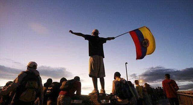 در کلمبیا چه خبر است؟ معترضان چه میخواهند؟