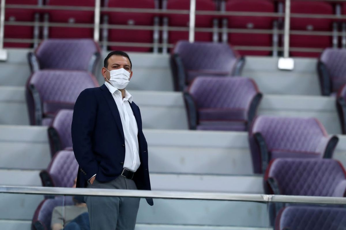 رییس فدراسیون فوتبال: سیستم VAR امشب وارد تهران میشود