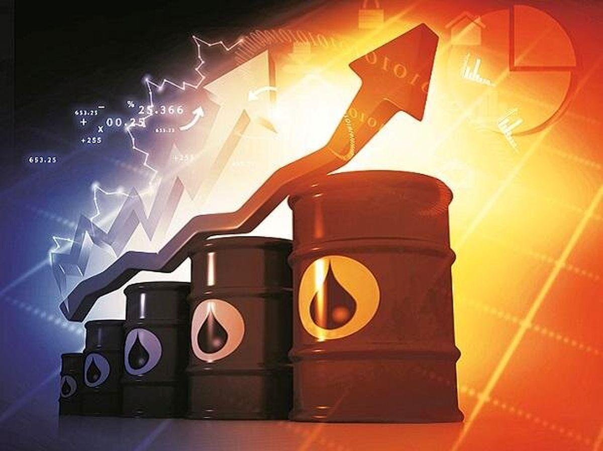 رکورد جدید افزایش قیمت نفت