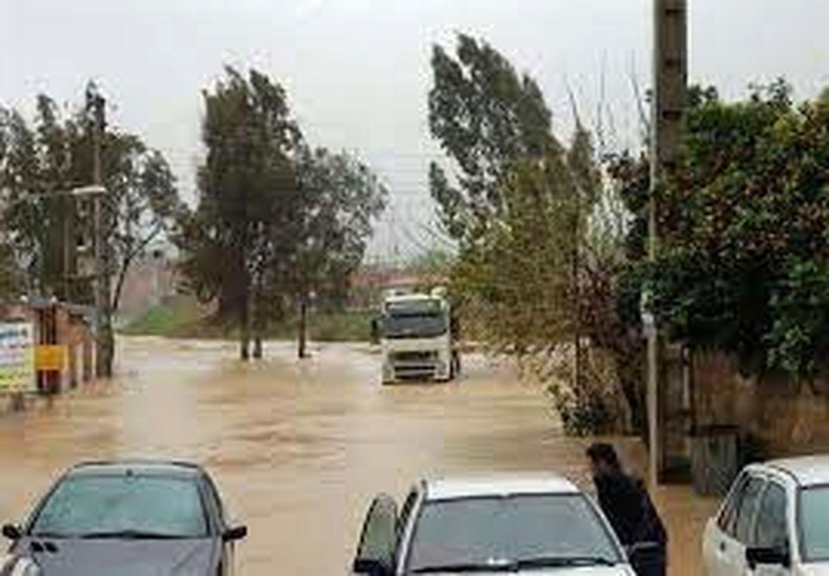 سازمان هواشناسی برای وقوع سیلاب در استانهای شمالی هشدار داد