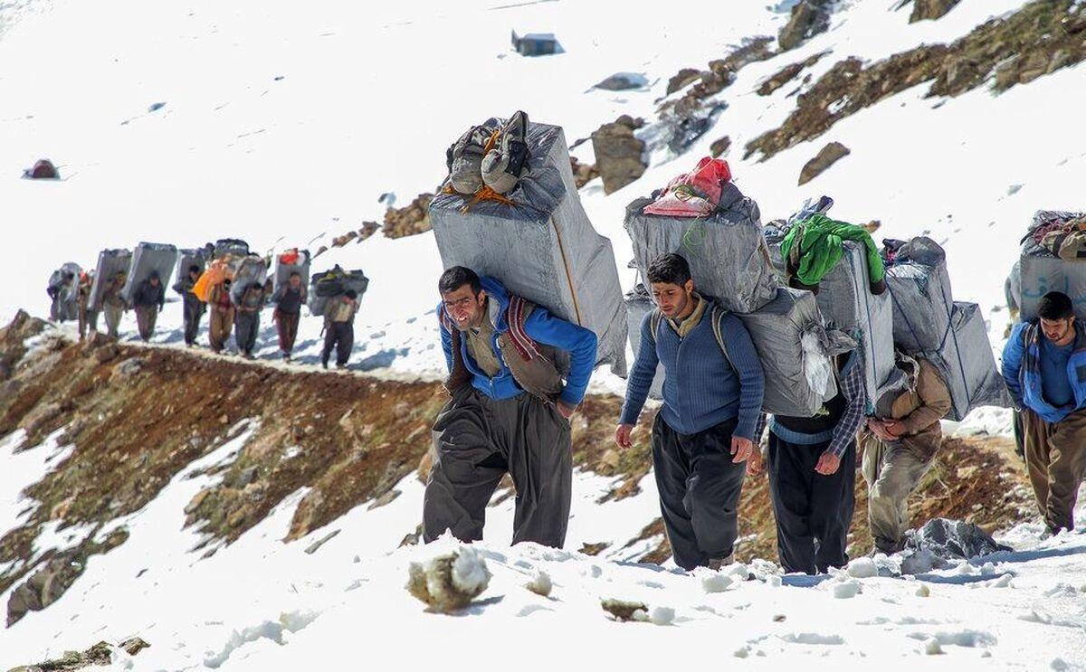 چرا جانشان را کف دست میگیرند و به کوه میزنند؟